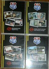 RV Repair Club 4-Dvd Set New C