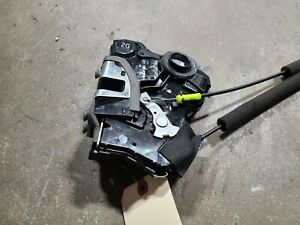 2017-2019 Toyota 86/BRZ/FRS Drivers Door Lock / Latch Actuator Assembly OEM 4585
