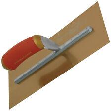 marshalltown gold stainless steel blade permashape trowel MPB7gsd