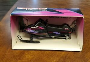 Polaris Collector's Series XLT Indy Special Snowmobile Die-Cast Model