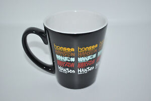 RARE BRAND NEW OFFICIAL Black Hanson 5 of 5 Mug!