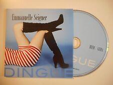 EMMANUELLE SEIGNER : DINGUE [ CD SINGLE ]