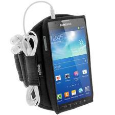 Brassards noirs Pour Samsung Galaxy S4 pour téléphone mobile et assistant personnel (PDA)