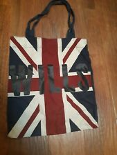 Jack Wills Shoulder Bag Union Flag pattern