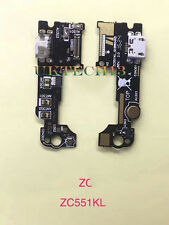 New Asus ZenFone 3 Laser ZC551KL Charging Port Dock Connector Mic Flex PCB Board