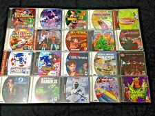 Sega Dreamcast (Dc) Games - Sold Individually