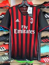 AC Milan adidas climacool Home Jersey - Red Size Small Free Shipping