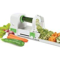 Bella Automatic Electric Fruit Veg Spiralizer Slicer Cutter Twister Auto-Stop
