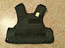medium  Body Armor Bullet Proof Vest Plate carrier w / panels level II+stab  *!*