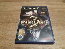 Playstation 2 Spiel - Project Zero 3 The Tormented
