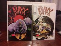 Image Comics The MAXX #1-#2 (bin o)