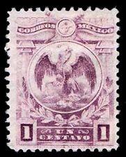 1916 Mexico #575 Coat Of Arms - Oghr - Vf - Cv$15.00 (Esp#2460)