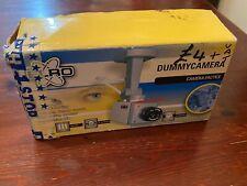 Elro Dummy Camera With Red Flashing LED