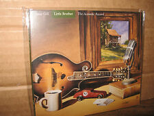 VINCE GILL CD LITTLE BROTHER THE ACOUSTIC RECORD  DIGIPAK MCA