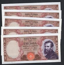 10.000 Lire Michelangelo 27.11.1973  q. FDS