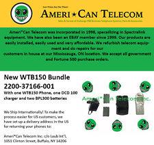 Spectralink Polycom 8020/ WTB150 Dual Charger Bundle (2200-37166-001)