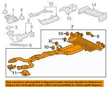 Chevrolet GM OEM 2016 Camaro 6.2L-V8-Exhaust System-Muffler Tail Pipe 84057136