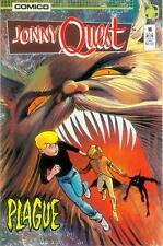 Jonny Quest # 16 (Mark Wheatley) (USA, 1987)