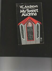 1983 VC ANDREWS MY SWEET AUDRINA-1st PRINTING -   PB