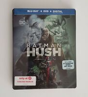 *NEW* Batman Hush Steelbook
