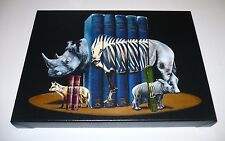 Jacub Gagnon giclee print Spineless gallery frame s/n edition of 21 rare & mint