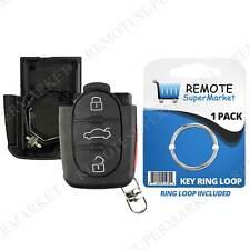 Shell Case For 1998 1999 2000 2001 VW Golf Keyless Entry Remote Car Key Fob