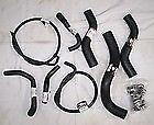 GATE'S for Mitsubishi Pajero Radiator Hose Kit Full Pack  NH NJ 3.0L V6
