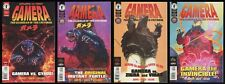 Gamera The Guardian of the Universe 1996 Comic set 1-2-3-4 Lot Godzilla like art