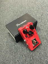 Providence ROD-1 Red Rock Overdrive Pedal  Brand New!