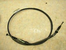 1977 YAMAHA DT 250 OEM CLUTCH CABLE / BOOT