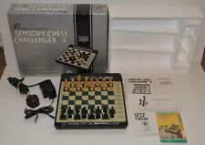 Vintage Sensory Chess Challenger 9 Fidelity Electronics Chess Board Game SC 1771