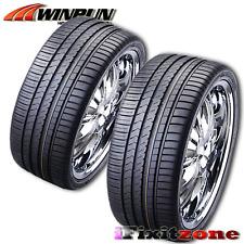 2 Winrun R330 205/55R16 91V 420AA Ultra High Performance Tires 205/55/16 New