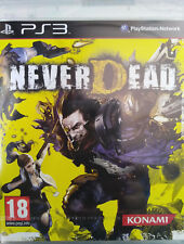 NEVERDEAD. JUEGO PARA SONY PLAYSTATION 3 / PS3. NUEVO, PRECINTADO.