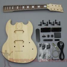 Bargain Musician - GK-017 - DIY Unfinished Project Luthier Guitar Kit