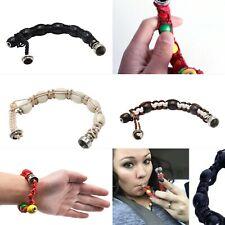 Portable Smoking Pipe Bracelet Band Man Women Cigarette Tobacco Accessories Gift
