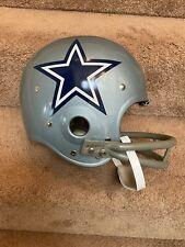 Roger Staubach TK2 Style Dallas Cowboys Football Helmet Authentic Color Paint