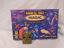 1944 Enardoe Svengali Magic Playing Cards Deck + Brodien's Magic Magnetic Force