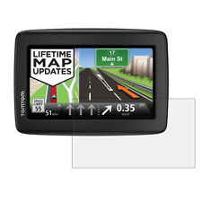3x Clear LCD  5'' Screen Protector for TomTom VIA 125 1505M 1515M 1535TM