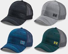 Under Armour Men's UA Blitz Trucker Mesh Back Hat Snapback Cap Many Colors