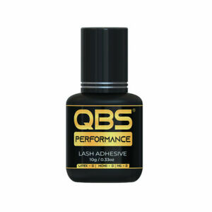 QBS Performance Glue for Russian Volume Eyelash Extensions - Professional Lash G