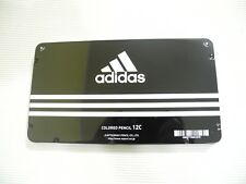 (Tracking No.) adidas Mitsubishi Color pencil NO.880 12 Color W/metal case(Japan