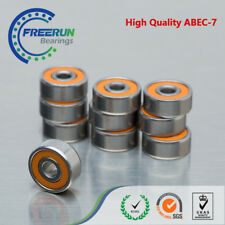 3X10X4 10PCS ,5x11x4 5pcs Stainless Steel Hybrid Ceramic Fishing Reel Bearings