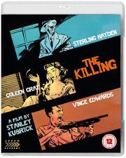 The Killing/Killer's Kiss Blu-ray (2015) Sterling Hayden ***NEW***