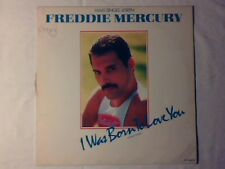 """FREDDIE MERCURY I was born to love you 12"""" HOLLAND QUEEN"""