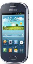 Brand New Samsung Galaxy Fame GT-S6810P - 4 GB - Blue (Unlocked) SmartPhone