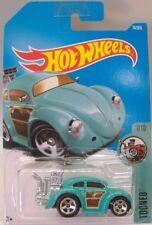 HOT WHEELS VW Beetle finestra ovale-Blu