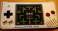 NONTIENDO PLAY BOY SPOOF ROLLING TOBACCO POUCH CASE WALLET PAC MAN GAME nintendo