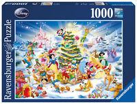Ravensburger Puzzle Puzzles Disneys Weihnachten Stars Comic Zeichentrick Märchen