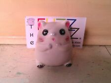 Vintage KATO KOGEI HAMTARO BUSINESS CARD HOLDER PAPERWEIGHT  HAMUTARO HAMSTER