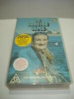THE GUNSTON TAPES VHS VIDEO TAPE PAL FREE POSTAGE